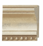 Custom Picture Frame Style #2306 - Traditional - Silver Finish