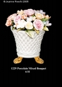 Jeanne Reed's - Porcelain Mixed Bouquet