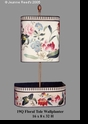 Jeanne Reed's - Wallplanter - floral