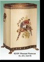 Jeanne Reed's - Pheasant Waste Can