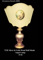 Jeanne Reed's - Lamp (silver/gold)