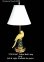 Jeanne Reed's - Lamp - Yellow Bird **