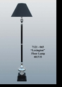 "Jeanne Reed's - ""Lexington"" Floor Lamp"
