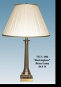"Jeanne Reed's - ""Buckingham"" Brass Lamp"