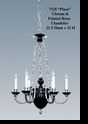 "Jeanne Reed's - ""Plaza"" Chandelier"
