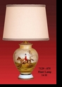 "Jeanne Reed's - ""Hunt"" Lamp"