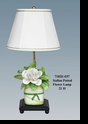 Jeanne Reed's - Italian Potted Flower Lamp