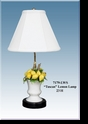 "Jeanne Reed's - ""Tuscan"" Lemon Lamp"