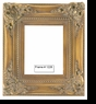 Picture Frames - Oil Paintings & Watercolors - Frame Style #1226 - 11X14 - Antique Gold