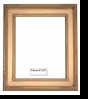 Picture Frames - Oil Paintings & Watercolors - Frame Style #1228 - 24X30 - Traditional Gold