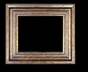 Art - Picture Frames - Oil Paintings & Watercolors - Frame Style #604 - 8x10 - Antique Gold - Gold  Frames