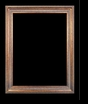 Art - Picture Frames - Oil Paintings & Watercolors - Frame Style #603 - 12x16 - Antique Gold - Gold  Frames