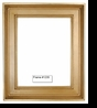 Picture Frames - Oil Paintings & Watercolors - Frame Style #1235 - 12X16 - Traditional Gold