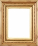 Wall Mirrors - Mirror Style #315 - 12x24 - Traditional Gold