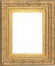 Wall Mirrors - Mirror Style #321 - 12x24 - Traditional Gold