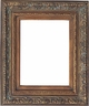 Wall Mirrors - Mirror Style #377 - 12x24 - Dark Gold