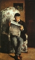 Art - Oil Paintings - Masterpiece #4009 - Paul Cezanne - The Artist's Father - Gallery Quality