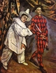 Art - Oil Paintings - Masterpiece #4014 - Paul Cezanne - Mardi Gras - Gallery Quality