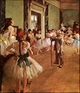 Art - Oil Paintings - Masterpiece #4028 - Edgar Degas - The Dance Class - Gallery Quality