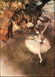 Art - Oil Paintings - Masterpiece #4032 - Edgar Degas - The Star / Dancer on Stage - Gallery Quality