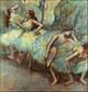 Art - Oil Paintings - Masterpiece #4046 - Edgar Degas - Ballet Dancers in the Wings - Museum Quality