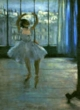 Art - Oil Paintings - Masterpiece #4056 - Edgar Degas - Dancer at the Photographer's - Museum Quality
