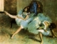 Art - Oil Paintings - Masterpiece #4067 - Edgar Degas - Before the Ballet - Museum Quality