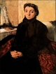 Art - Oil Paintings - Masterpiece #4078 - Edgar Degas - Josephine Gaujelin - Gallery Quality