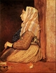 Art - Oil Paintings - Masterpiece #4079 - Edgar Degas - Roman Beggar Woman - Gallery Quality