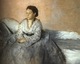 Art - Oil Paintings - Masterpiece #4091 - Edgar Degas - Madame Rene de Gas - Museum Quality
