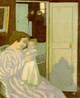 Art - Oil Paintings - Masterpiece #4116 - Maurice Denis - Mother and Child - Gallery Quality