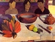 Art - Oil Paintings - Masterpiece #4128 - Paul Gauguin - The Meal - Museum Quality