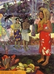 Art - Oil Paintings - Masterpiece #4138 - Paul Gauguin - Hail Mary - Gallery Quality