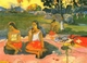 Art - Oil Paintings - Masterpiece #4140 - Paul Gauguin - Nave Nave Moe - Gallery Quality