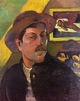 Art - Oil Paintings - Masterpiece #4148 - Paul Gauguin - Self Portrait 1 - Gallery Quality