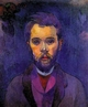 Art - Oil Paintings - Masterpiece #4149 - Paul Gauguin - Portrait of William Molard - Gallery Quality