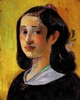 Art - Oil Paintings - Masterpiece #4153 - Paul Gauguin - The Artist's Mother 1 - Gallery Quality