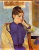 Art - Oil Paintings - Masterpiece #4156 - Paul Gauguin - Portrait of Madeline Bernard - Gallery Quality