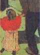 Art - Oil Paintings - Masterpiece #4170 - Edouard Vuillard - Enfant avec Echarpe Rouge - Museum Quality