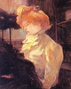 Art - Oil Paintings - Masterpiece #4181 - Henri Toulouse-Lautrec - The Milliner - Museum Quality