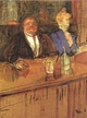 Art - Oil Paintings - Masterpiece #4182 - Henri Toulouse-Lautrec - Bar - Gallery Quality