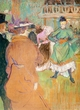 Art - Oil Paintings - Masterpiece #4192 - Henri Toulouse-Lautrec - The Beginning of the Quadrille at the Moulin Rouge - Gallery Quality