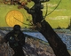 Art - Oil Paintings - Masterpiece #4201 - Vincent Van Gogh - The Sower - Gallery Quality