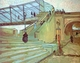 Art - Oil Paintings - Masterpiece #4215 - Vincent Van Gogh - The Trinquetaille Bridge - Museum Quality