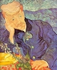 Art - Oil Paintings - Masterpiece #4218 - Vincent Van Gogh - Portrait of Dr Gachet - Museum Quality