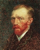 Art - Oil Paintings - Masterpiece #4219 - Vincent Van Gogh - Self Portrait 555 - Museum Quality