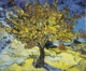 Art - Oil Paintings - Masterpiece #4235 - Vincent Van Gogh - Mulberry Tree - Museum Quality