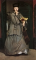 Art - Oil Paintings - Masterpiece #4276 - Edouard Manet - Street Singer - Museum Quality