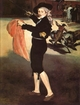 Art - Oil Paintings - Masterpiece #4280 - Edouard Manet - Mlle Victorine in the Costume of an Espada - Museum Quality