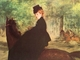 Art - Oil Paintings - Masterpiece #4294 - Edouard Manet - The Horsewoman - Gallery Quality